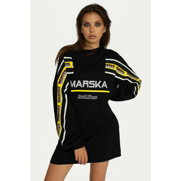 MARSKA HOTLINE OVERSIZED SWEATSHIRT